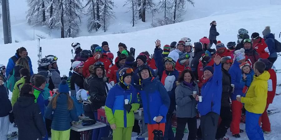 Ski Club Nyonsais - Séjours et stages