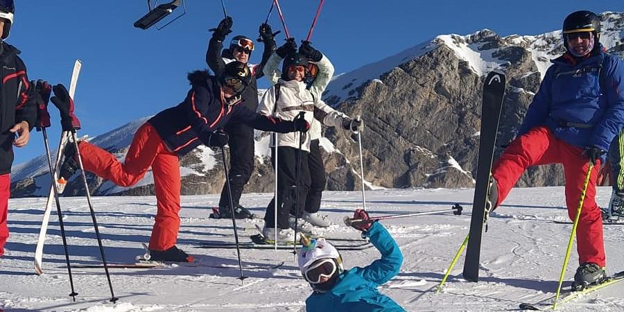 Ski Club Nyonsais - Sorties week-end