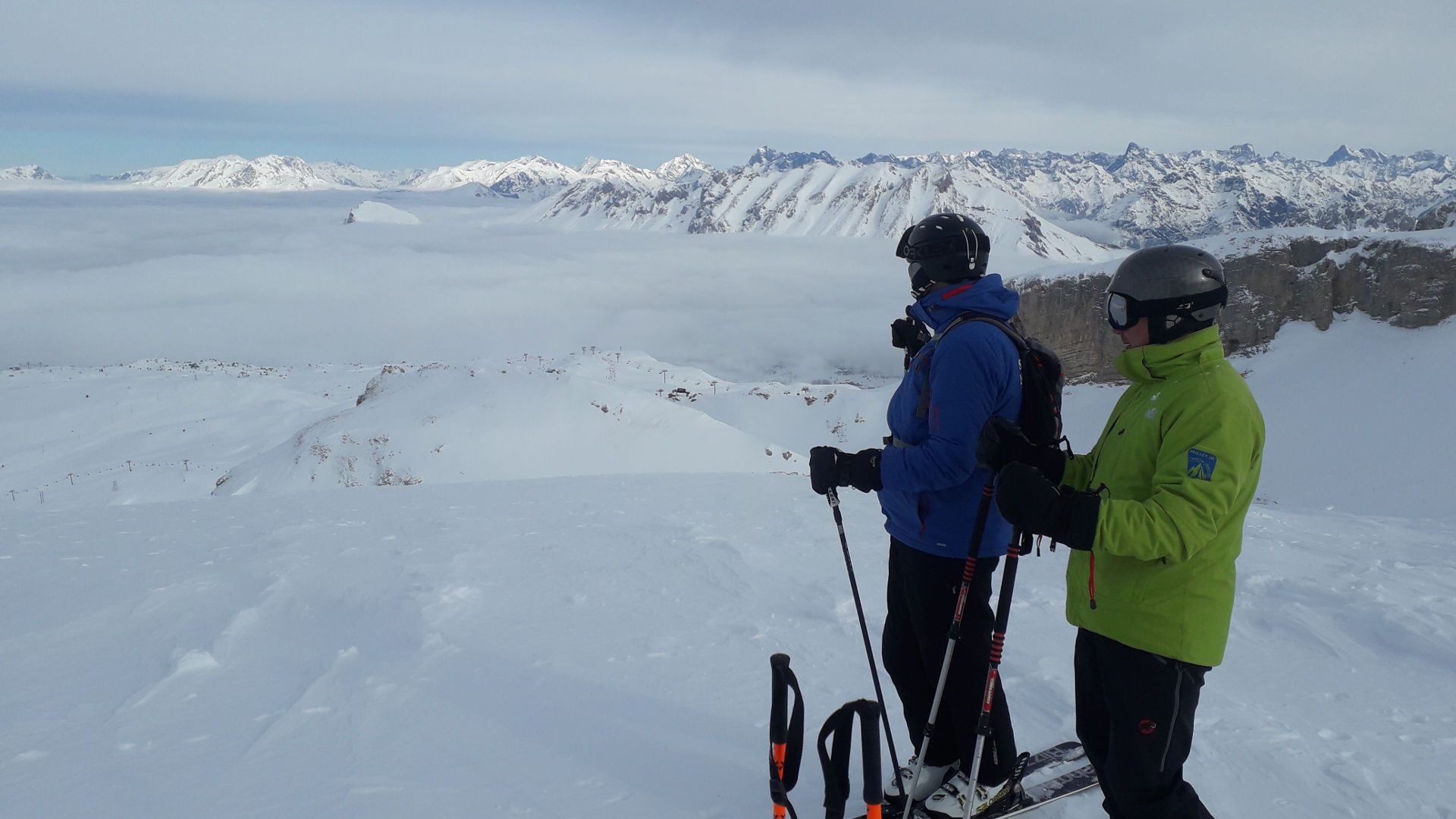 Ski Cluc Nyonsais